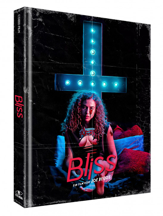 Bliss - Limited Mediabook - Cover B [Blu-ray+DVD]