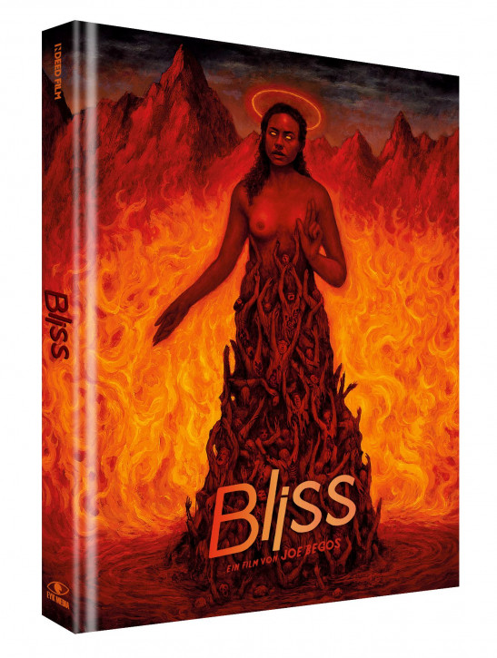 Bliss - Limited Mediabook - Cover C [Blu-ray+DVD]