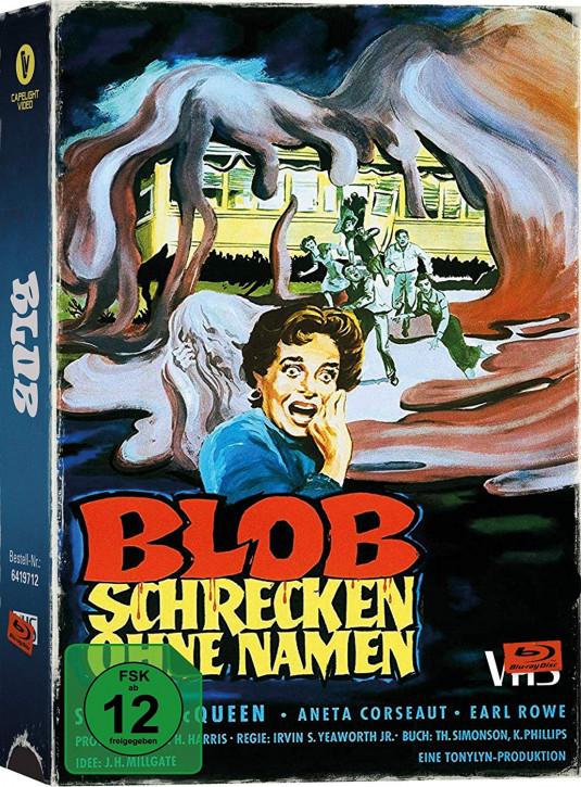 Blob - Schrecken ohne Namen - VHS-Edition [Blu-ray]