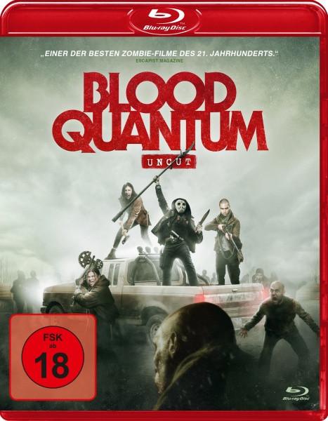 Blood Quantum [Blu-ray]
