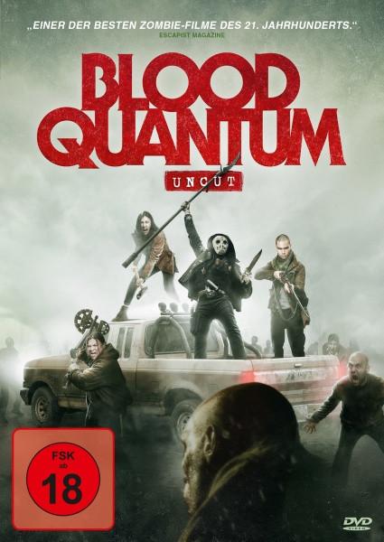 Blood Quantum [DVD]