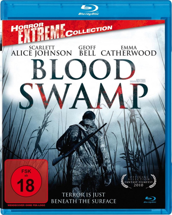 Blood Swamp - Horror Extreme Collection [Blu-ray]