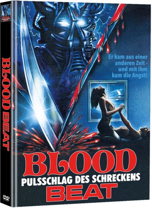 Blood Beat - Pulsschlag des Schrecken - Limited Mediabook Edition (Super Spooky Stories #69) [DVD]