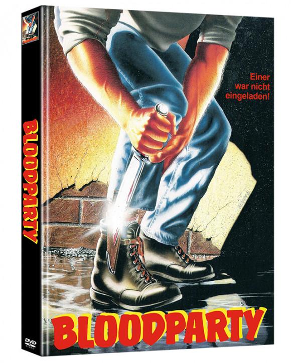 Bloodparty - Einer war nicht eingeladen - Limited Mediabook Edition [DVD]