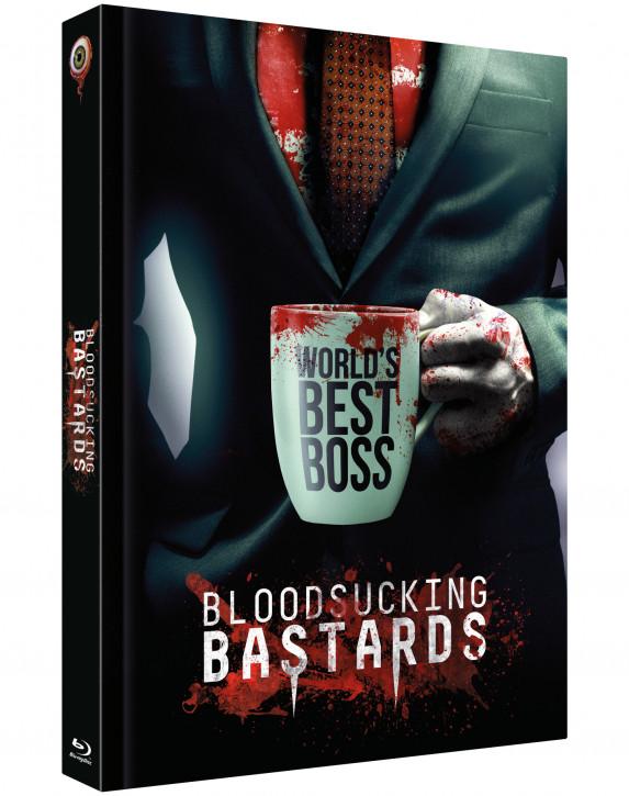 Bloodsucking Bastards - Limited Mediabook - Cover A [Blu-ray+DVD]