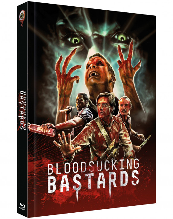 Bloodsucking Bastards - Limited Mediabook - Cover C [Blu-ray+DVD]