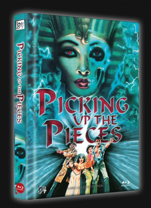 Bloodsucking Pharaohs in Pittsburgh - Limited Collector's Edition - Cover C [Blu-ray+DVD]