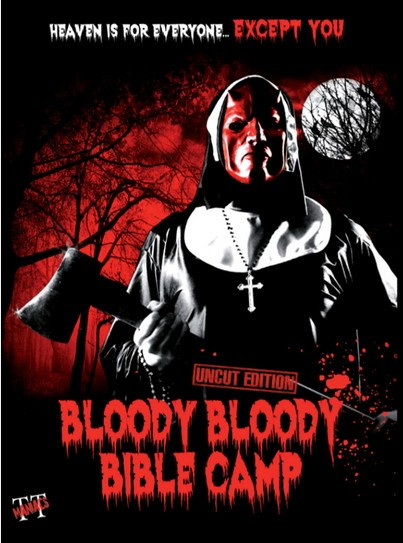 Bloody Bloody Bible Camp - Limited Mediabook Edition - Cover A [Blu-ray+DVD]