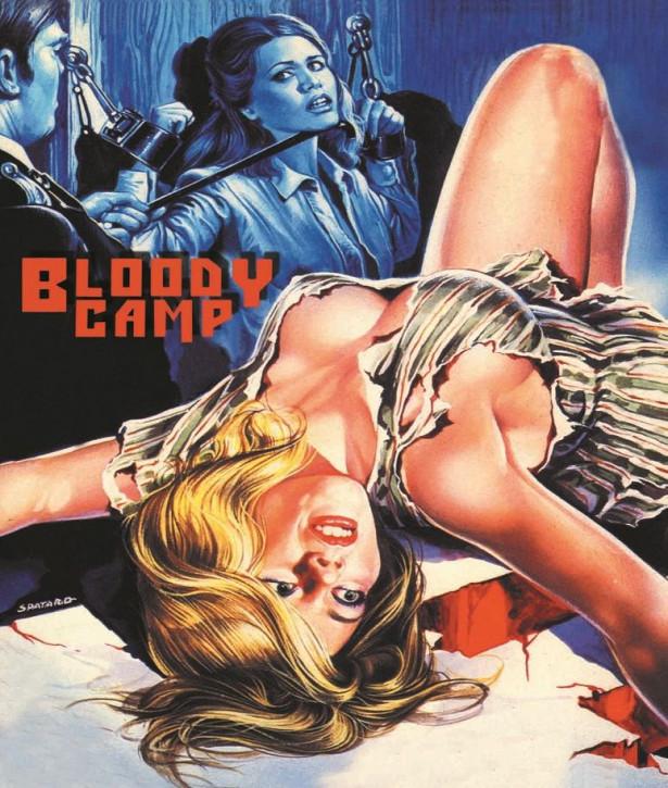 Bloody Camp [Blu-ray]