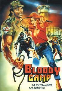 Bloody Camp - kleine Hartbox [Blu-ray]