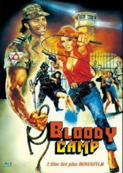 Bloody Camp - Eurocult Collection #027 - Mediabook - Cover A [Blu-ray+DVD]