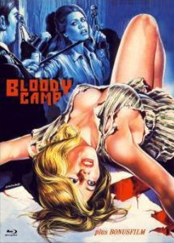 Bloody Camp - Eurocult Collection #027 - Mediabook - Cover B [Blu-ray+DVD]