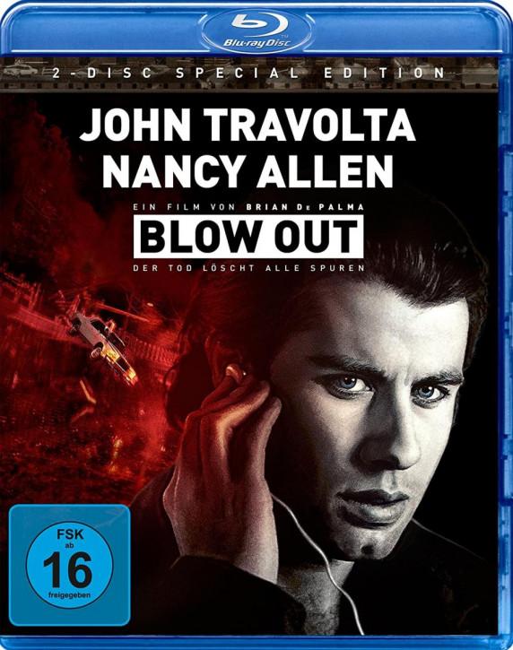 Blow Out - Der Tod löscht alle Spuren [Blu-ray]