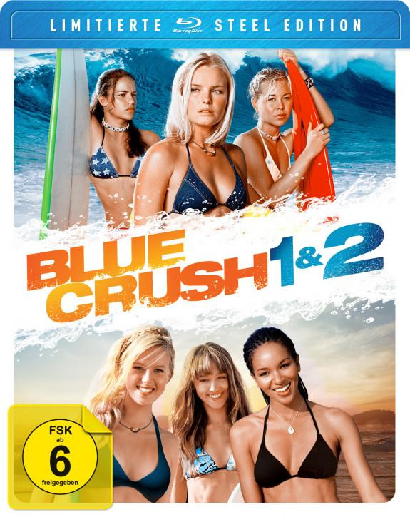 Blue Crush 1 & 2 (Future-Pack) [Blu-ray]