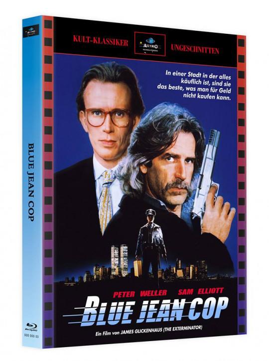 Blue Jean Cop - Mediabook - Cover A [Blu-ray]