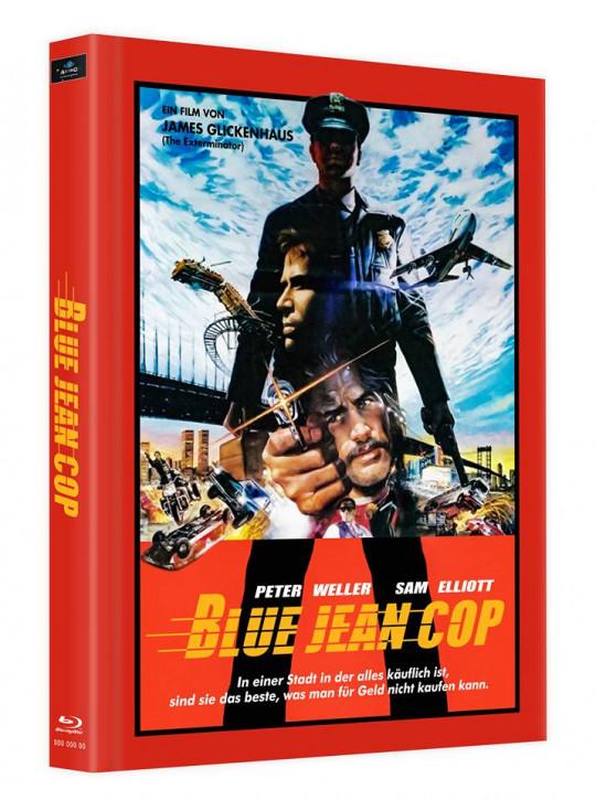 Blue Jean Cop - Mediabook - Cover C [Blu-ray]