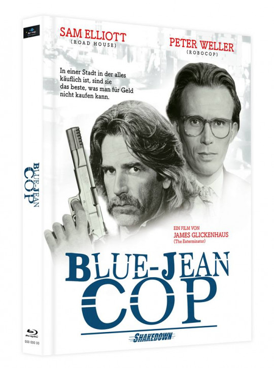 Blue Jean Cop - Mediabook - Cover D [Blu-ray]