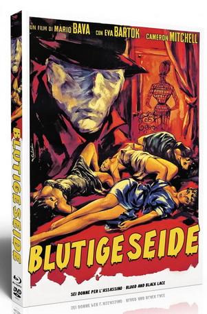 Blutige Seide - Mediabook - Cover A [Blu-ray+DVD]