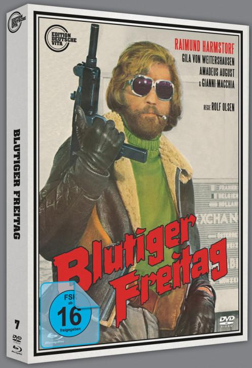 Blutiger Freitag - Edition Deutsche Vita # 7 [Blu-ray+DVD]