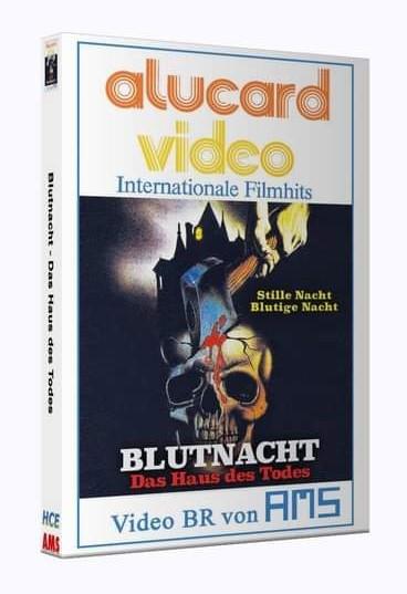 Blutnacht - Große Hartbox [Blu-ray]