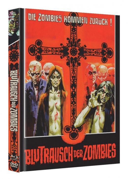Blutrausch der Zombies - Mediabook [Bluray+DVD]