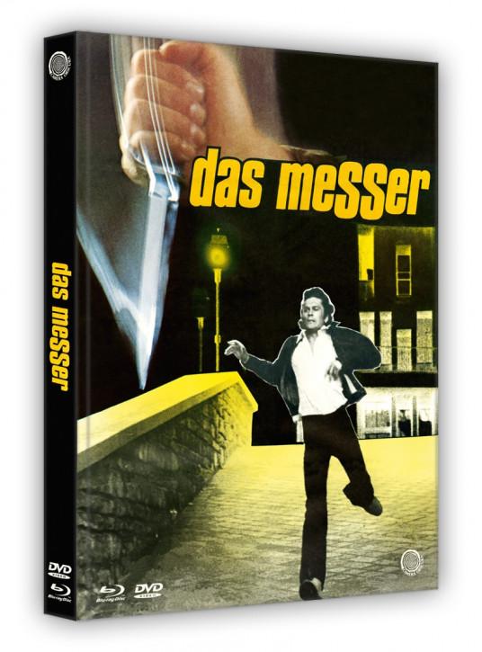 Blutspur im Park - Mediabook - Cover A [Bluray+DVD]