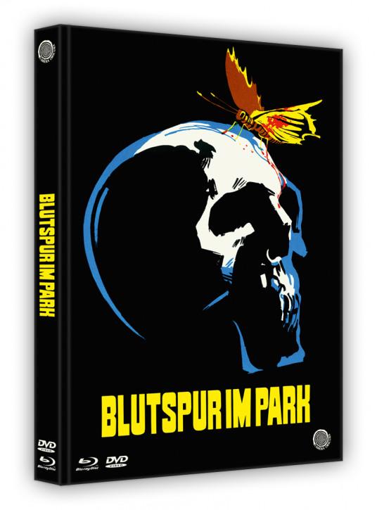 Blutspur im Park - Mediabook - Cover B [Bluray+DVD]