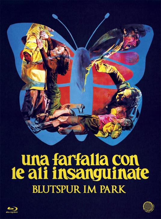 Blutspur im Park (Italian Genre Cinema Coll. No. 22) [Blu-ray]