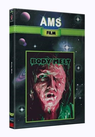 Body Melt - Große Hartbox [Blu-ray]