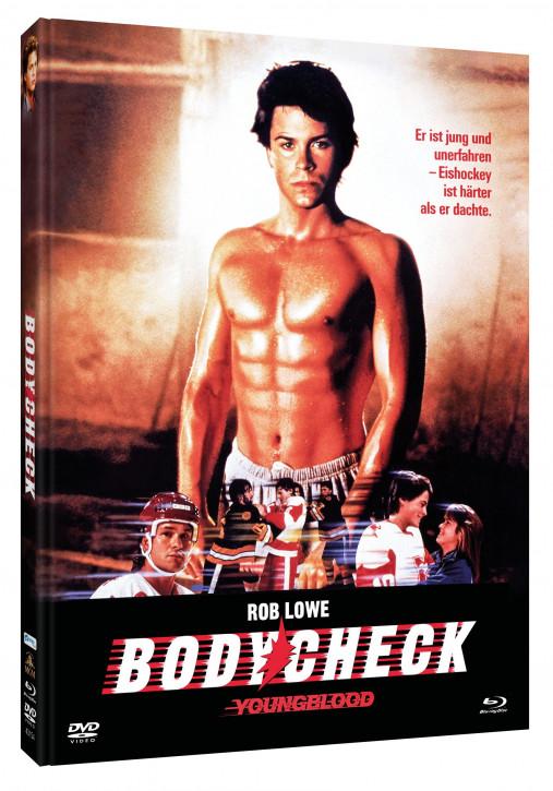 Bodycheck - Limitiertes Mediabook [Blu-ray+DVD]