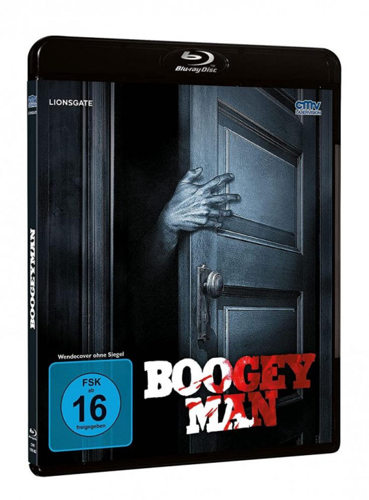 Boogeyman - Der schwarze Mann [Blu-ray]