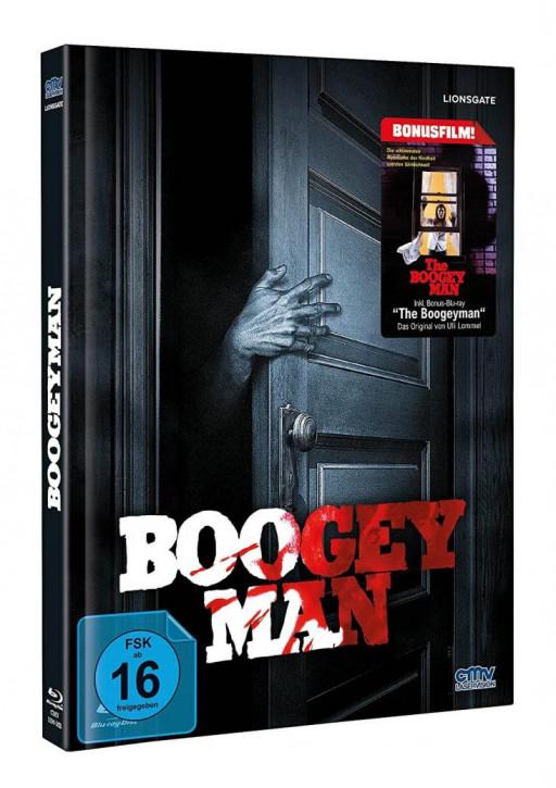 Boogeyman - Der schwarze Mann - Limited Mediabook [Blu-ray+DVD]