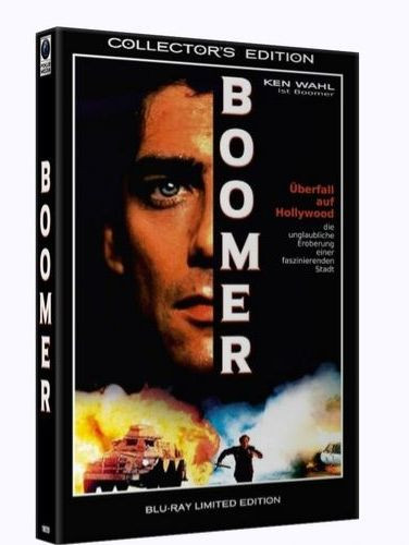 Boomer - Große Hartbox [Blu-ray]