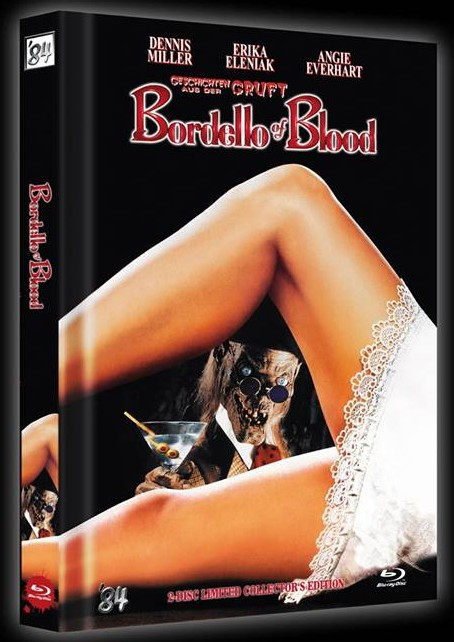 Bordello of Blood - Limited Collector's Edition [Blu-ray+DVD]