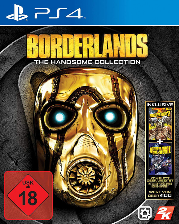 Borderlands: The Handsome Collection - [PS4]