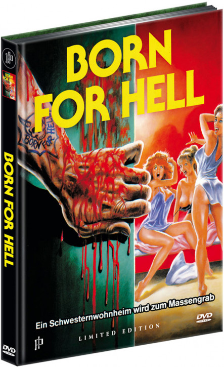 Born for Hell - Die Hinrichtung - Mediabook [DVD]