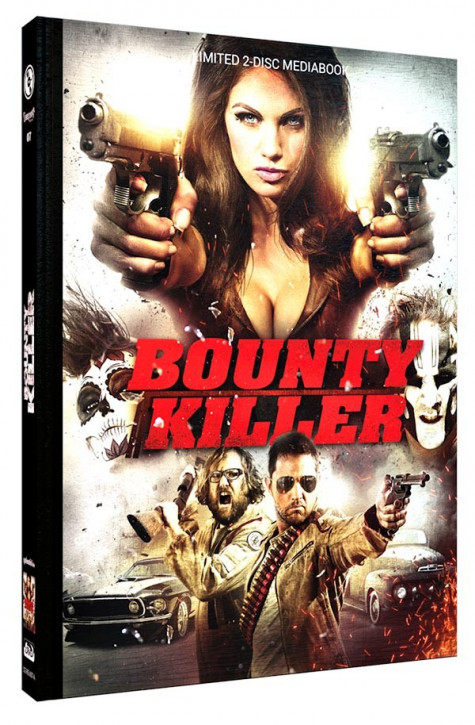 Bounty Killer - Limited Mediabook Edition - Cover A [Blu-ray+DVD]