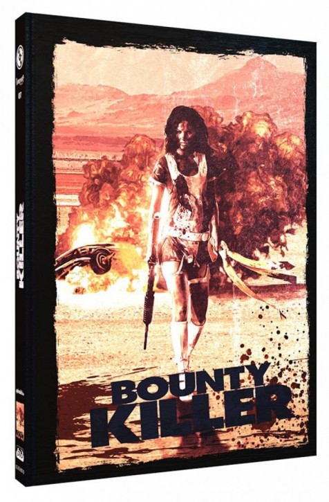 Bounty Killer - Limited Mediabook Edition - Cover D [Blu-ray+DVD]