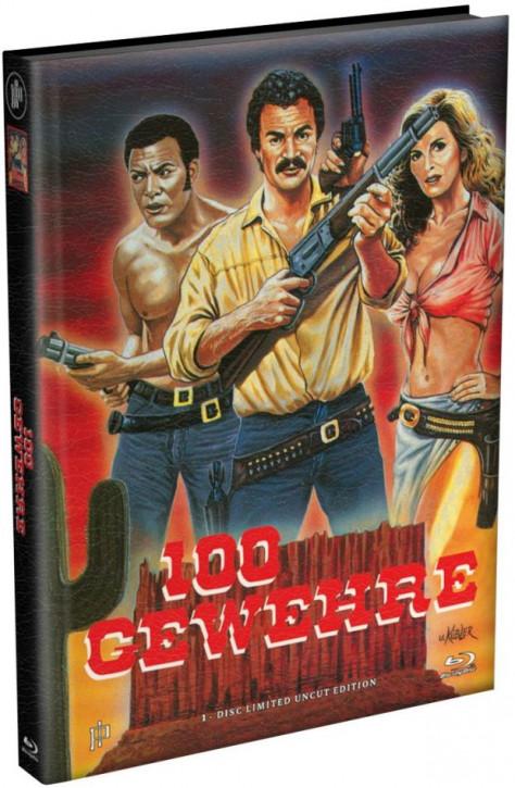 100 Gewehre - Mediabook [Blu-ray]