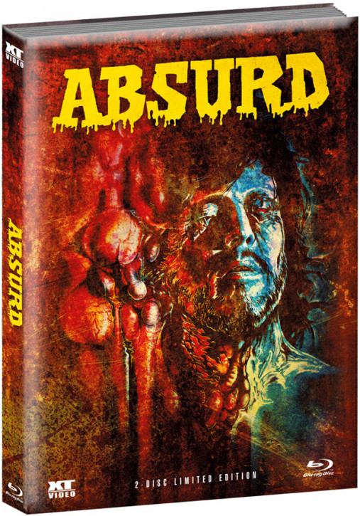Absurd - Limited Edition [Blu-ray+DVD]
