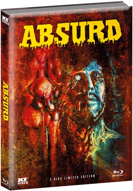 Absurd - Limited Edition [Blu-ray+DVD]