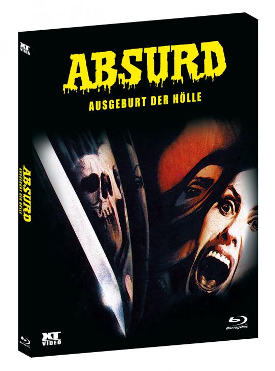 Absurd - Ausgeburt der Hölle [Blu-ray]