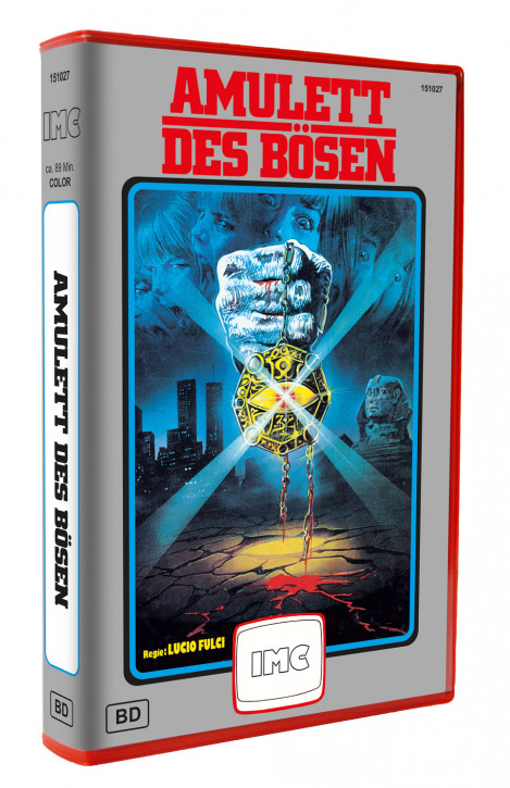 Amulett des Bösen - Manhatten Baby - IMC-Redbox [Blu-ray]