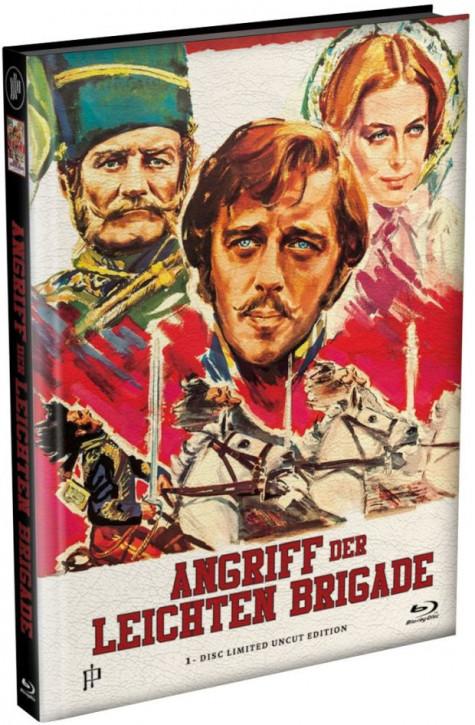 Angriff der leichten Brigade - Mediabook [Blu-ray]