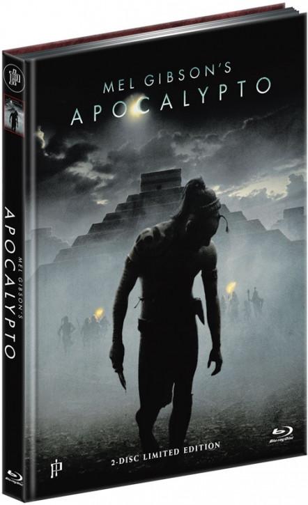 Apocalypto (OmU) - Mediabook - Cover A [Blu-ray+DVD]