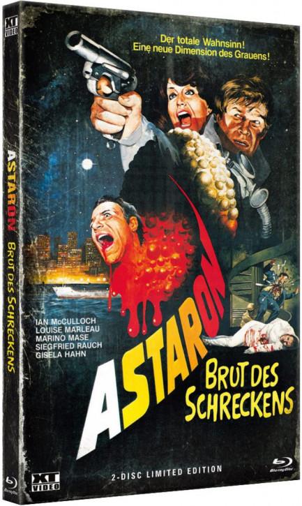 Astaron - Brut des Schreckens - Große Hartbox [Blu-ray]