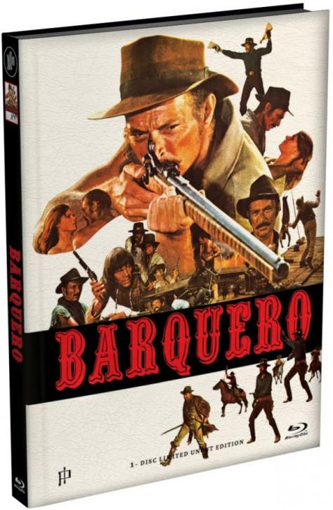 Barquero - Mediabook [Blu-ray]