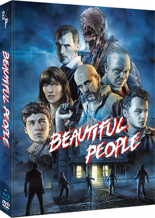 Beautiful People - Limited Mediabook - Cover A [Blu-ray+DVD]