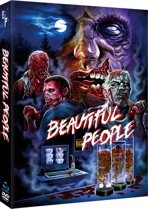 Beautiful People - Limited Mediabook - Cover B [Blu-ray+DVD]