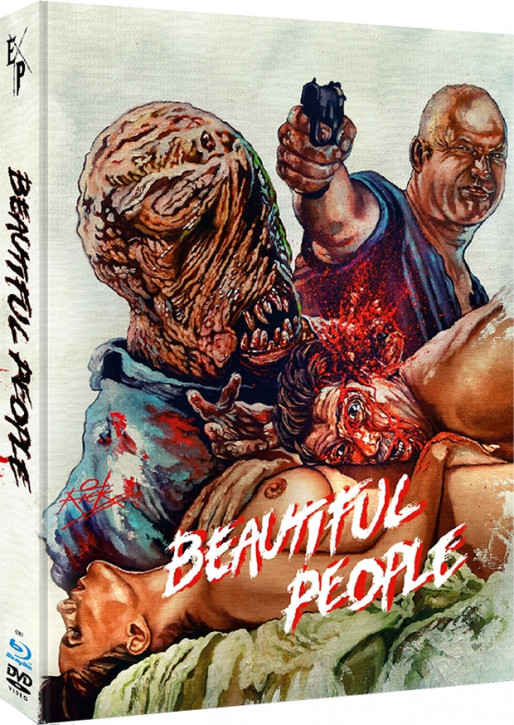Beautiful People - Limited Mediabook - Cover C [Blu-ray+DVD]
